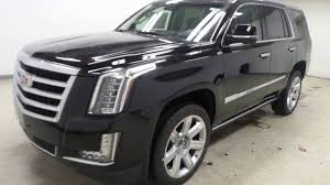 cadillac escalade 2017 2017 cadillac escalade premium luxury youtube