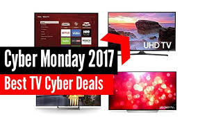 cyber monday tv deals 2017 to hunt