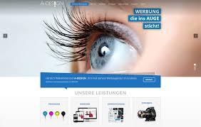 design seite service werbung a design ihre werbeagentur pforzheim
