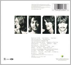 white photo album the beatles the white album