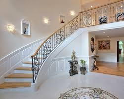house stairs elegant whole house remodel traditional staircase boston