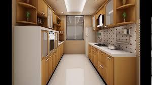 indian parallel kitchen interior design youtube