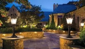 landscape lighting design ideas outdoor landscape lighting ideas by1 co