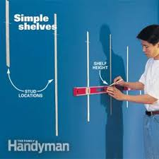 Building Floating Shelves by How To Build Floating Shelves Family Handyman
