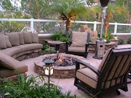 perfect patio designs on a budget decorate wall with an espaliered