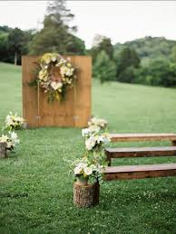 country wedding ideas simple outdoor country wedding ideas