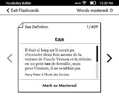 Flashcards Kindle How To Learn A Language Using The Kindle Paperwhite