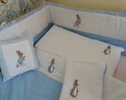 peter rabbit bedding etsy