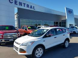 ford crossover escape used 2015 ford escape suv magnetic metallic for sale in trumann ar
