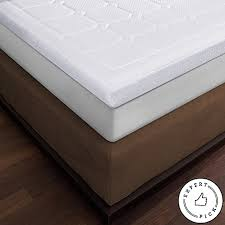therapedic luxury quilted deluxe 3 inch memory foam twin xl bed