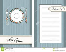 pages menu template template for menu stock vector image of color porcelain 31878897