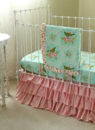 Turquoise And Pink Baby Bedding 92 Best Adelynn U0027s Nursery Images On Pinterest Baby Bedding Sets