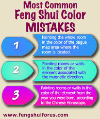 Feng Shui Colors - Feng shui colors bedroom