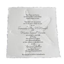 wedding invitations ebay