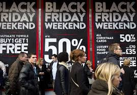 black friday and thanksgiving shopping surpasses 5 billion