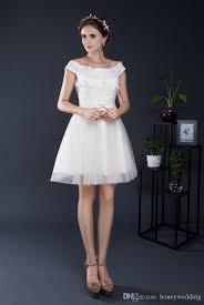 fashion short cocktail party dresses 2017 off shoulder lace ruched