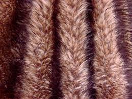 Faux Fur Comforter Brown Tan Black Wolf Bear Fake Faux Fur Blanket Throw Comforter
