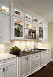 White Contemporary Kitchen - style in stainless steel white contemporary kitchen