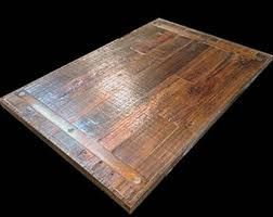 best wood for table top reclaimed wood table etsy