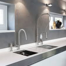 Kitchen Wall Faucet Mgs Faucets Sinks And Faucets Gallery