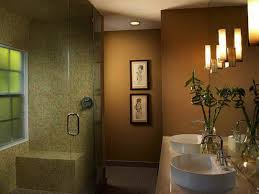 rustic small bathrooms dark bathroom color ideas brown bathroom