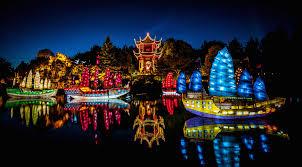 garden of lights hours montreal s 2015 lantern festival will be lighting up the botanical