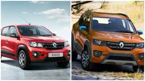 renault kuv renault kwid climber vs renault kwid u2013 5 key differences find