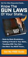 Sc Cwp Reciprocity Map Traveling Know Concealed Carry Permit Info By State