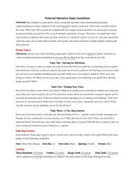 cover letter narrative essay examples writing narrative essay