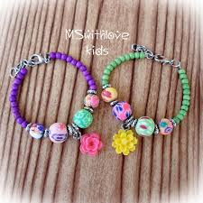 children s bracelets 58 childrens bracelet kits childrens jewellery
