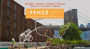 the fence 2017 u2013 an outdoor photography exhibition series in seven