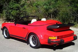 porsche 930 turbo wide body sold porsche 911 wide body speedster auctions lot 10 shannons