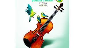 concours musique de chambre 11ème concours international de musique de chambre de lyon quatuor