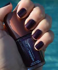 mineral fusion amethyst nail polish review bay area fashionista