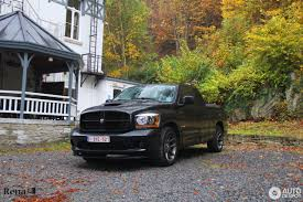 dodge ram srt 10 quad cab 29 october 2016 autogespot