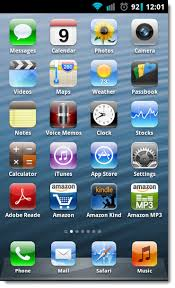 make android look like iphone how to make your android phone look like an iphone 5 cnet