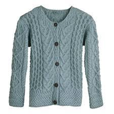 womens sweater s button sweater aileen aran cardigan free shipping