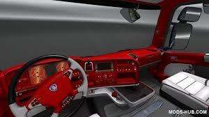 Interior Truck Scania Interior Ets Mods Hub Com Mods For Euro Truck Simulator 2