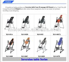 inversion table how to use emer xj i 09 very convenient and functional best inversion table