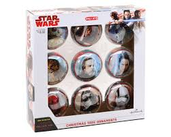 new the last jedi ornament packs exclusively at target
