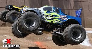 rc monster truck racing look scmt warpath monster truck