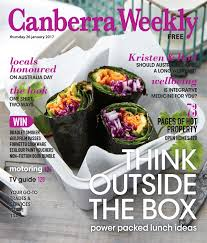 26 january 2017 by canberra weekly magazine issuu