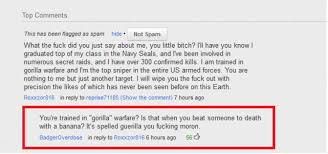 Gorilla Warfare Meme - navy seal copypasta know your meme