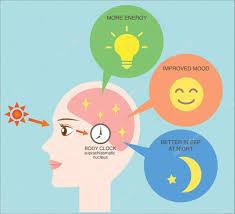benefits of light therapy benefits of light therapy stock photo mug5 98383410