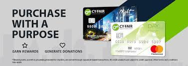 credit cards cy fair federal credit union cyfairfcu org