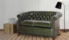 Tub Sofa Leather Leather Chesterfield Sofas