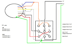 single phase motor wiring diagram with capacitor start wirdig with