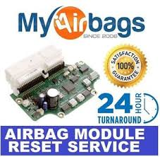 honda accord srs reset fits honda accord srs airbag computer module reset service rcm