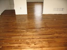 How To Get Scuff Marks Off Floor Laminate Maple Floor With A Dark Stain Love It Good Discussion About The