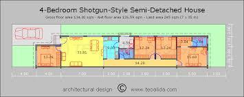 Shotgun House Design House Floor Plans U0026 Architectural Design Services Teoalida Website